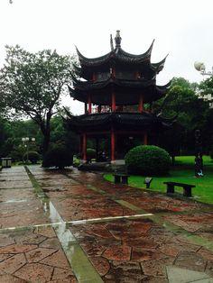 Down Town Ningbo, China