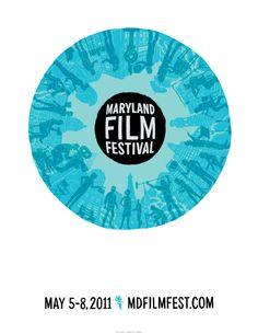 2011 Maryland Film Festival Poster