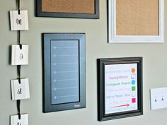 Set up your family's command center to stay up-to-date and organized during the school year.