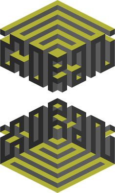 BMP Isometric 2 by Maxim Tictac, via Behance