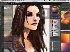 Review: Paintstorm Studio 1.5 | Software #saas