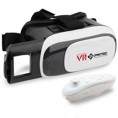 O melhor Óculos de Realidade Virtual 3D para se comprar em 2017! Goggles  Glasses, 0ffd980b27