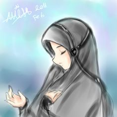 Thank You Allah by yuzuhana