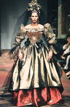 Christian Lacroix, Autumn/Winter 1998, Couture