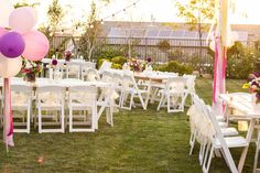 Backayrd Wedding Ideas / Balloons / Reality and Retrospect