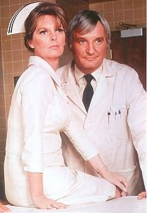 Julie London and Bobby Troop co-star on TV Series ''Emergency ''