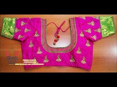 Trendy twist to the traditional Kancheevaram!