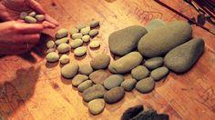 Bufalini Pebble Art