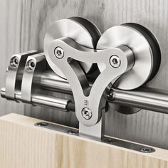 Picture of MWE Duplex S System, Modern Door Hardware