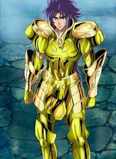 Saga Geminis Soul Of Gold