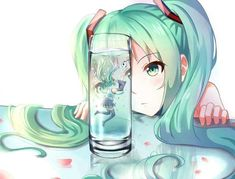 Image result for how to draw glass manga