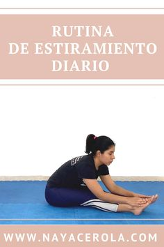 rutina de estiramiento diario de 8 minutos que puedes realizar desde tu casa al iniciar tu dia para activarte o al final de tu rutina de ejercicios para enfriar. Da click para hacer la rutina conmigo! entrenamiento de flexibilidad/rutina de flexibilidad/estiramientos /ejercicios de flexibilidad Home, Flexibility Routine, Stretch Routine, Flexibility Training, Daily Stretches, Beginner Exercise