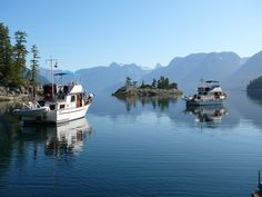 The best place on earth, Desolation Sound, B.C.