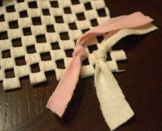 DIY Shag Rug - Girl's Room Rag Rug Craft - Good Housekeeping