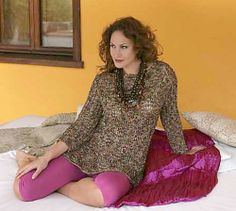 Ravelry: #42 Lace Tunic pattern by Verena Design Team
