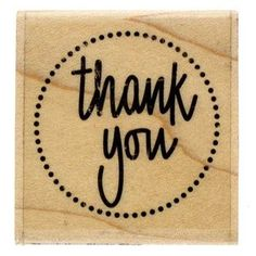 Thank You Circle Seal Rubber Stamp *** Check this awesome product by going to the link at the image.