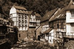 Monschau Photo by K. Harmassi — National Geographic Your Shot