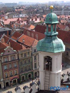 Poznan Poland, The Old Market Square
