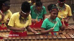 With the help of a few friends, one of South Africa's youngest all-girl bands is finding fame around the world playing an ancient Zulu instrument. African Culture, African American History, Ancient Music, World Play, African Children, Lifestyle Trends, Music For Kids, Zulu, Girl Bands