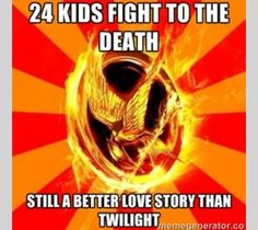 The Hunger Games (14 Pics) | Vitamin-Ha