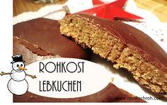 Lebkuchen (nussfrei) #Rohkost #Rezept
