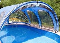 Image result for home pools with dome