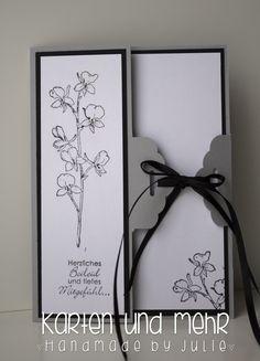 Karten und mehr ... * Handmade by Julie *: Stampin' Up! Trauerkarte
