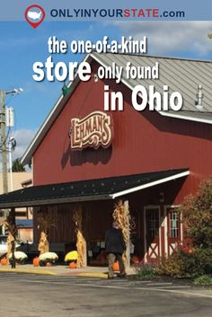 Travel | Ohio | Unique Finds | Hidden Gems | Hardware Store | One-Of-A-Kind