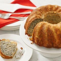 Tulbandcake met maanzaad  - Dille & Kamille | De Italiaanse keuken