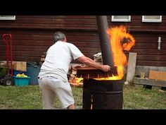 Pit-firing Pottery With Chris Dunn - YouTube... I can't wait to try this!