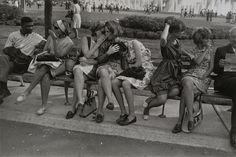Garry Winogrand, World's Fair, New York. 1964.  The Museum of Modern Art, New York. Gift of N. Carol Lipis.