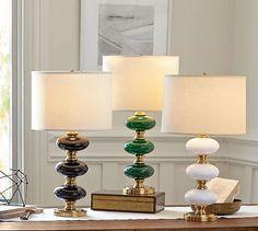 Cecile Bedside Lamp Base #potterybarn. #LGLimitlessDesign #Contest