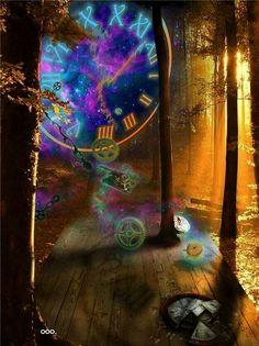 Tick tock clock...kinda cool