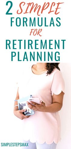 If you are saving money for retirement, you definitely want to check out these calculations. An important part of smart personal finance is saving money for retirement. Make sure you're on track. #personalfinance #financialtips #moneytips #retirement Retirement Savings Plan, Saving For Retirement, Early Retirement, Retirement Planning, Financial Tips, Financial Planning, Money Tips, Money Saving Tips, Life Goals
