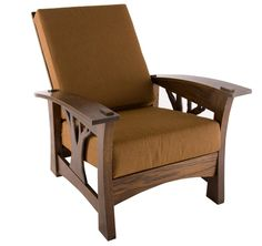 Arbor Bow Arm Morris Chair (in oak) This chair can be made in many species of wo… – Wooden Sofa Designs Furniture Styles, Fine Furniture, Custom Furniture, Furniture Design, Outdoor Furniture, Mission Furniture, Craftsman Furniture, Craftsman Style Decor, Morris Chair