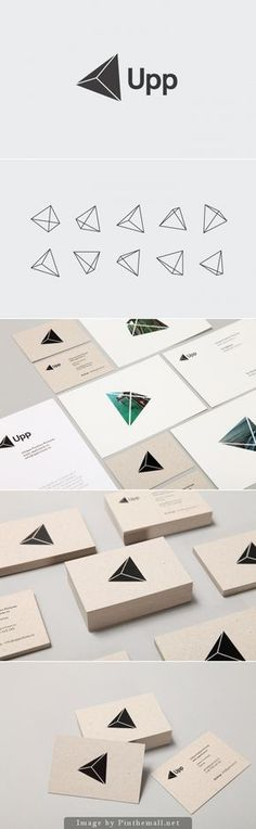 Logos design one thing from lots of angles, how it works in different ways, incorporating different elements (photos, solids) Corporate Design, Brand Identity Design, Graphic Design Branding, Packaging Design, Brand Design, Corporate Branding, Logo Branding, 3 Logo, Logos Online