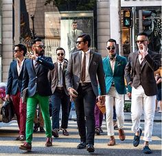 Classic Italian, Street Fashion, Men's Fashion, Pitti-Uomo