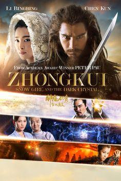 Zhongkui: Snow Girl and the Dark Crystal (Chinese Fantasy film)