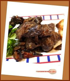 Steak, Beef, Ainsi, Pigeon, Simple, Salads, Poultry, Cooking Recipes, French Food