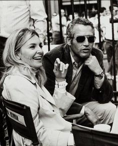 Image result for paul newman y joanne woodward