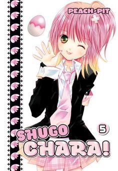 Shugo Chara 5 by Dears & Rozen Maiden