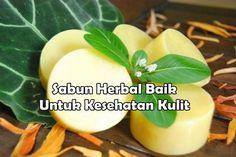 Sabun Herbal Lebih Aman digunakan