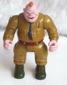 Vintage Hoggish Greedly Figure, Vintage Captain Planet & the Planeteers, Hoggish Greedly Figure,  1991 - rare by BunkysVintageCrafts on Etsy