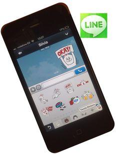 Aplicación Line ofrece muchas posibilidades incluyendo un mini-timeline tipo Facebook.