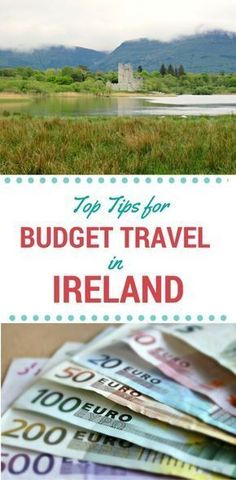 The ultimate guide to travelling around Ireland on a budget. Make your dream of visiting Ireland a reality with these clever budget tips and advice. #irelandtravel
