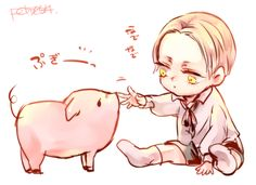 Little Ruben Victoriano and a pig The Evil Within Ruvik, The Evil Within Game, Anime Monsters, Design Tutorials, Drawing Reference, Kawaii Anime, Beautiful Pictures, Horror, Geek Stuff
