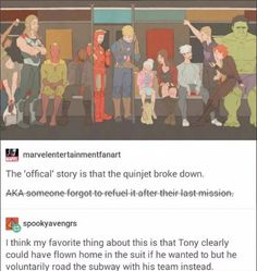 Same with Thor and Vision, I like the guy in the corner trying to see if he's worthy<<< is no one going to mention the old lady casually talking to Steve
