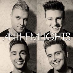 Anthem lights with the new member Spencer