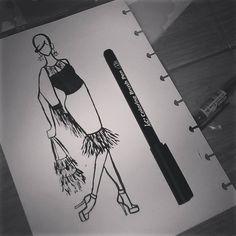 New design ( new collection ) #designfashion #designs #vscocam #fashion #fashionista #fashionblogger #fashionblog #designfashion #blackandwhite #black #white #dress #dresses #designer #instagood #instadaily #instalike #instafamous #instafashion