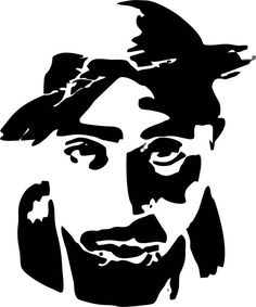 Tupac Wall Art by LynchmobGraphics on Etsy